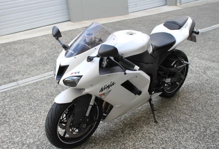 2007 Kawasaki Ninja ZX6R for sale