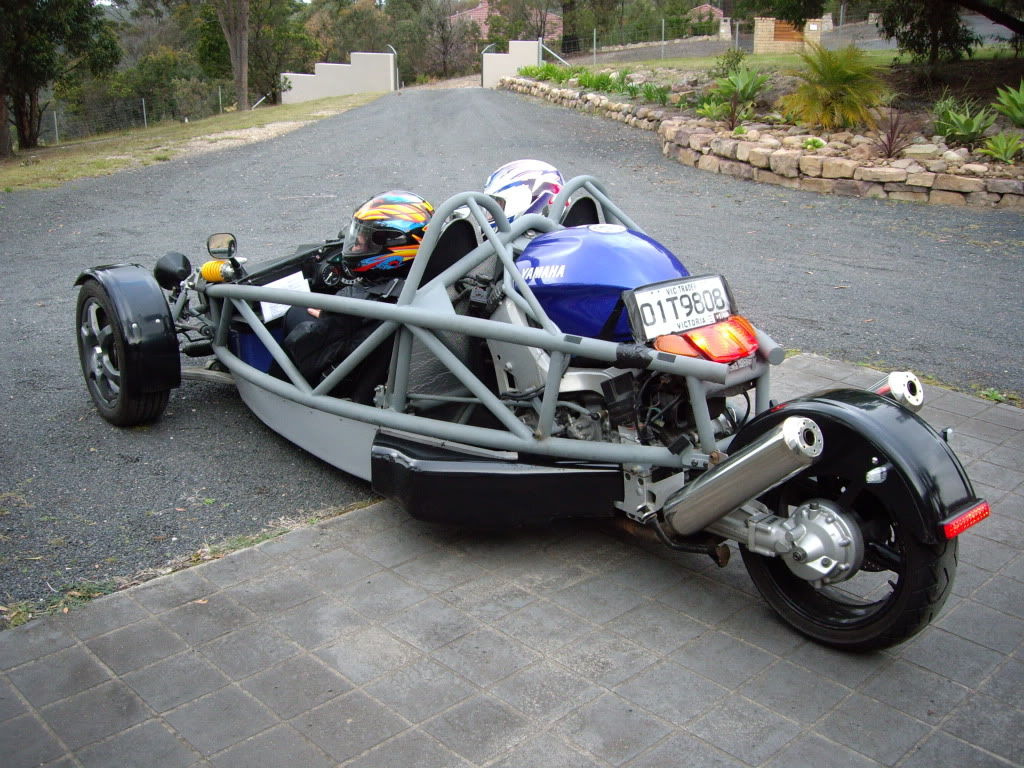 Reverse Trike Build The Shop Wiring Diagram Click Image For Larger Version Name Makorear Views 1472 Size