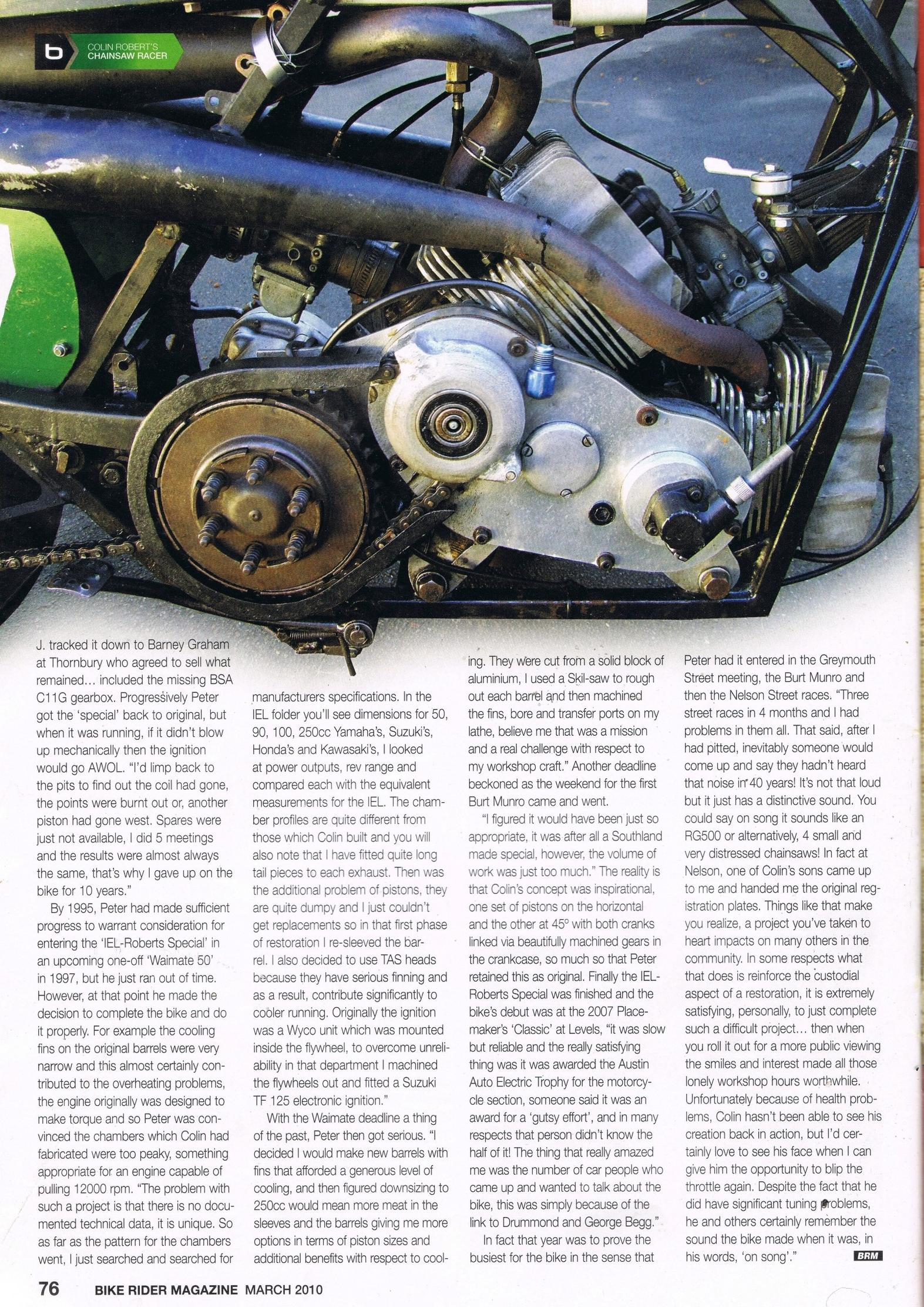 Oddball engines and prototypes - Page 56