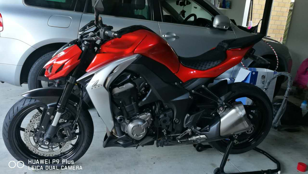 2014 Kawasaki Z1000 For Sale Must Go Before The New Year