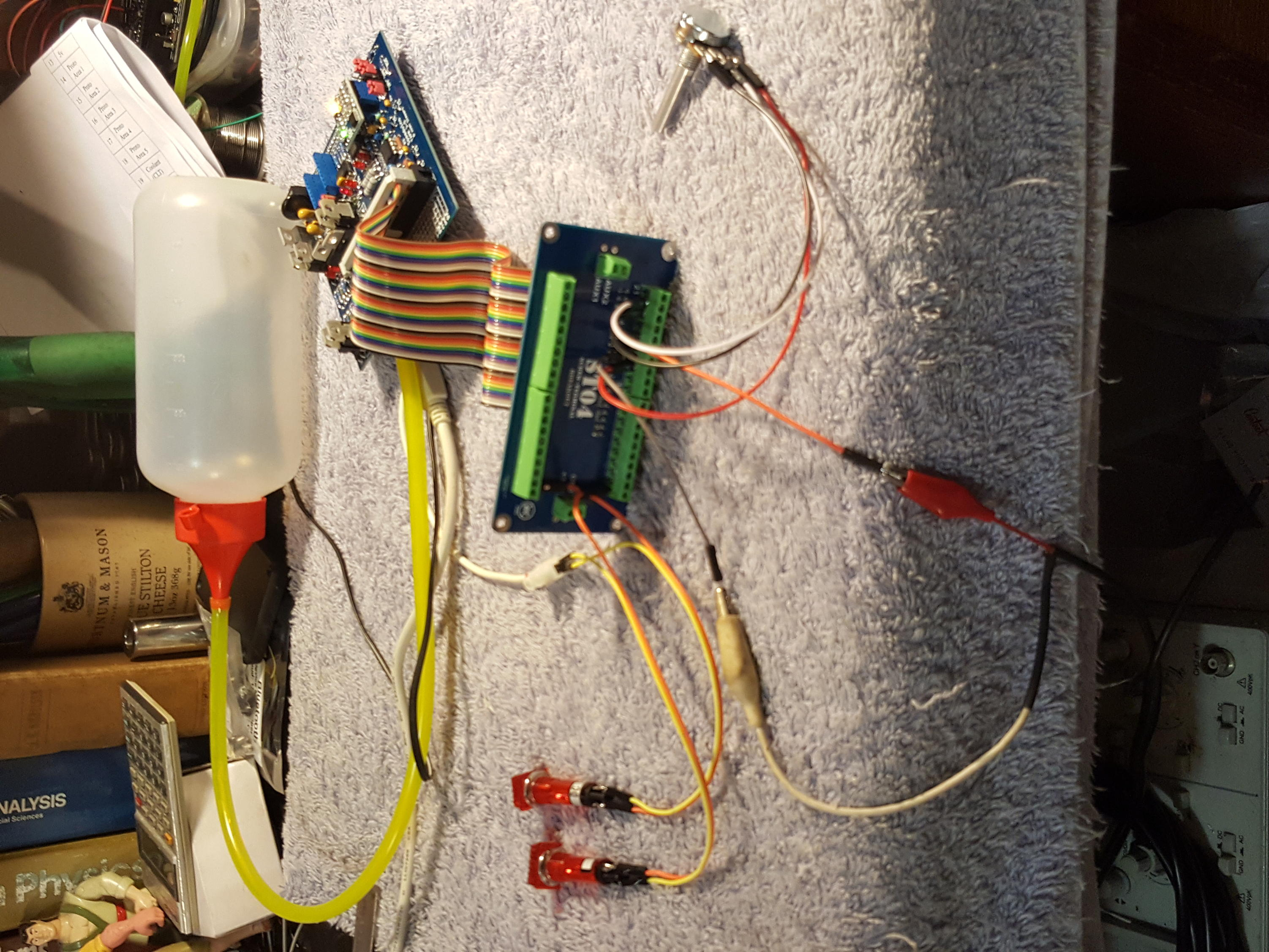 Speeduino 2T EFI Project - Page 2