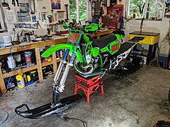 Click image for larger version.  Name:KX500 Snow Bike.jpg Views:122 Size:130.4 KB ID:344236