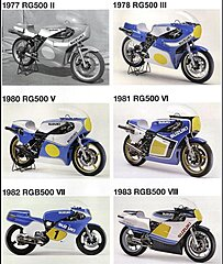 Click image for larger version.  Name:rg500 production versions 2.JPG Views:42 Size:99.4 KB ID:342481