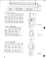 Click image for larger version.  Name:TS125 and 185 clutch and primarys.JPG Views:21 Size:72.4 KB ID:346020