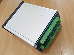 Click image for larger version.  Name:Speeduino with Screw terminal for test setup.jpg Views:108 Size:526.8 KB ID:338161