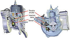 Click image for larger version.  Name:72cc 5-3hp 9300rpm Idle speed 2500rpm.jpg Views:79 Size:259.0 KB ID:341855