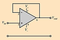 Click image for larger version.  Name:OP Amp Voltage Follower.jpg Views:24 Size:19.0 KB ID:341915