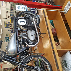 Click image for larger version.  Name:Hayes Special 1948 125cc Racer.jpg Views:60 Size:820.3 KB ID:341293