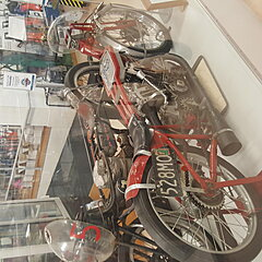 Click image for larger version.  Name:Burts Indian and Velo.jpg Views:87 Size:748.5 KB ID:341295